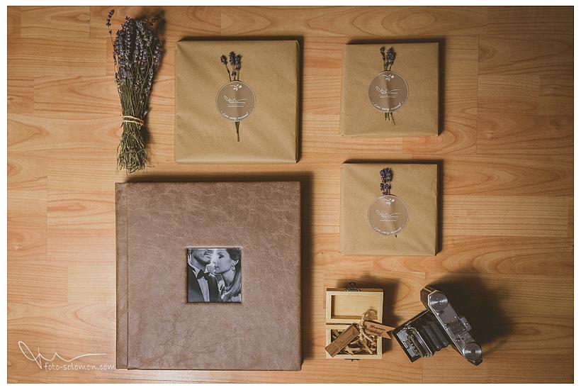 album nunta pachet vintage piele (3)