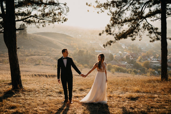 Nicoleta & Bogdan - Brasov Wedding {Belvedere Events}
