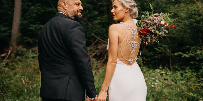 Adina & Marian - Brasov Wedding {Teleferic Grand}