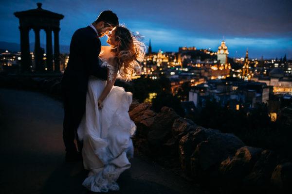 Corina & Andrei - Brasov Wedding & Scotland After-Wedding {Yaz}